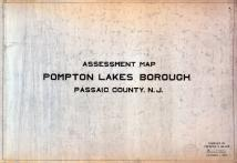 Title Page, Passaic County 1950 Pompton Lakes Borough